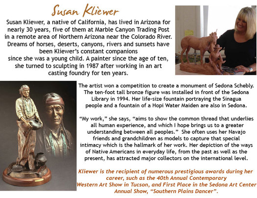 Susan Kleiwer - About the Artist